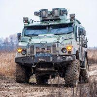 Україна розробляє бойові машини майбутнього