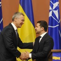 Україна робить ставку на НАТО у протистоянні з Росією